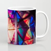 prism Mugs featuring Prism by Lotus Effects