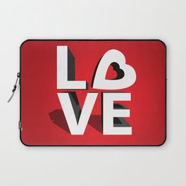 kiss Laptop Sleeve