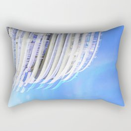 Cloudgate Rectangular Pillow