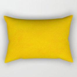 yellow curry mustard color trend plain texture Rectangular Pillow