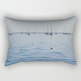 Gathering Memories - Iconic Summer Rectangular Pillow