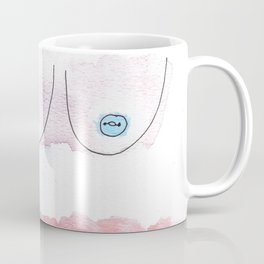 All Bodies are Diffrent Coffee Mug