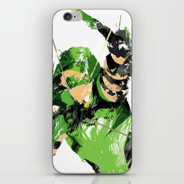 The Arrow iPhone Skin