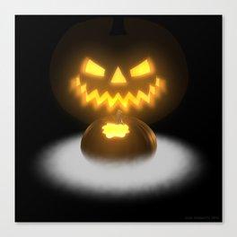 Pumpkin & Co. 2 Canvas Print