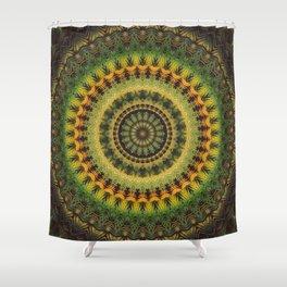 Mandala 237 Shower Curtain