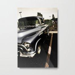car show Metal Print