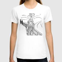 Scream - In Flames T-shirt