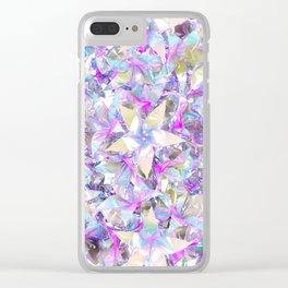 Flower beauty Clear iPhone Case
