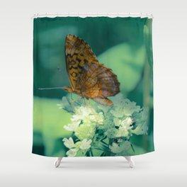 Turn My Wrold Around Shower Curtain