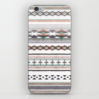 navajo iPhone & iPod Skins featuring Navajo by Julie