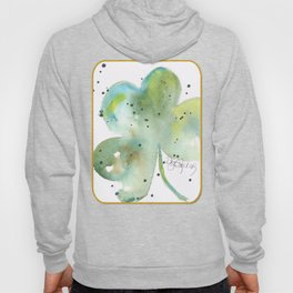 St. Patty's Day Clover Hoody