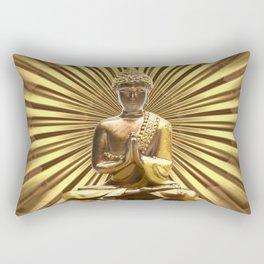 Buddha 2 Rectangular Pillow