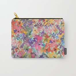 Prairie Wildflowers Carry-All Pouch