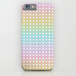Rainbow Starfish iPhone Case