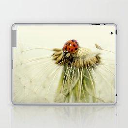 Dandelion Ladybugs Laptop & iPad Skin