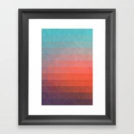 Blww wytxynng Framed Art Print
