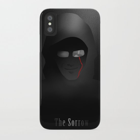 The Sorrow iPhone Case