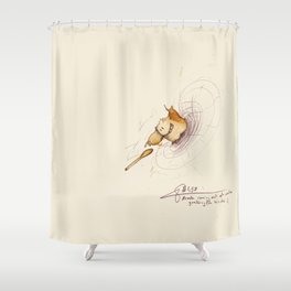#coffeemonsters 497 Shower Curtain