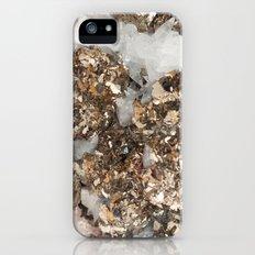 Pyrite and Quartz Slim Case iPhone SE
