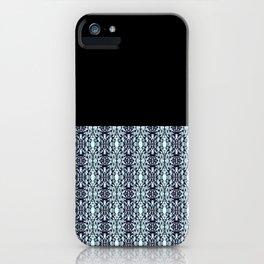 Paris Mozaic Pattern iPhone Case