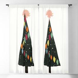 Christmas III Blackout Curtain
