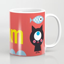 Uhm...Cat Coffee Mug