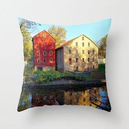 The Prallsville Mills Throw Pillow