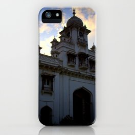 Hyderabad India iPhone Case