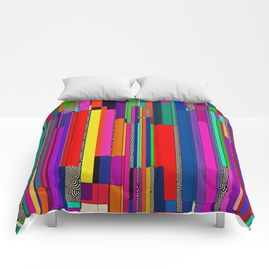 Layer Up Comforters