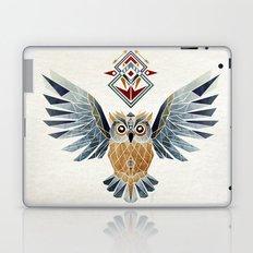 owl winter Laptop & iPad Skin