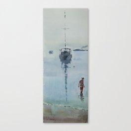 Morning at Sea Canvas Print