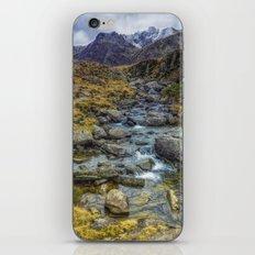 Snowdonia Mountains iPhone & iPod Skin