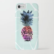 Pineapple Aloha Type iPhone 7 Slim Case