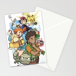 The Indigo League Stationery Cards