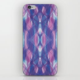 Purple Magic iPhone Skin