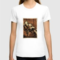 denmark T-shirts featuring Hamlet Prince of Denmark by Immortal Longings
