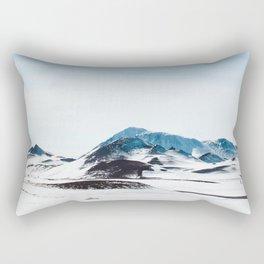 White Mountains Rectangular Pillow