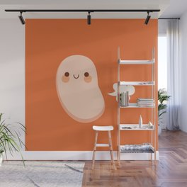 Baked beans farting Wall Mural