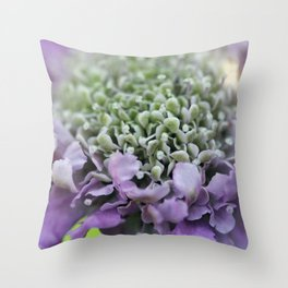 Stop to notice the detail... Throw Pillow