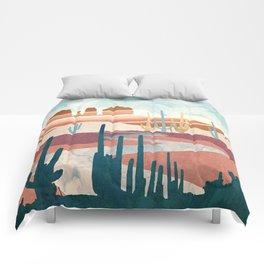 Desert Vista Comforters