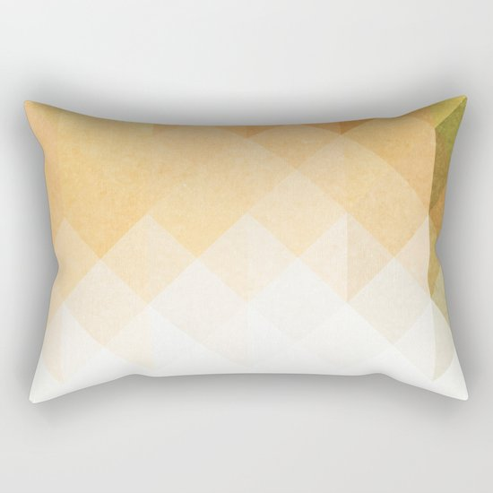 Three Way Retro  Rectangular Pillow