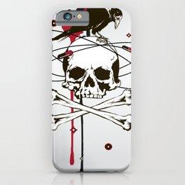 Evil Composition iPhone Case
