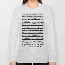 Cities Long Sleeve T-shirt