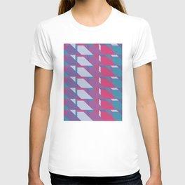 Abstract Drama #society6 #violet #pattern T-shirt