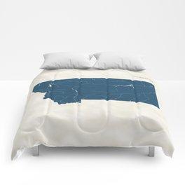 Montana Parks - v2 Comforters
