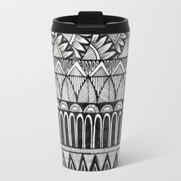 Pattern Party Travel Mug