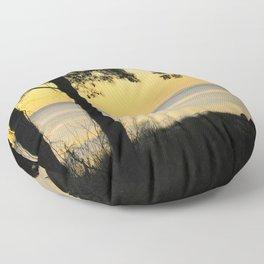 Go Kayaking Floor Pillow