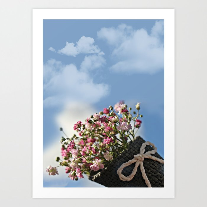 Have a Great Day Art Print