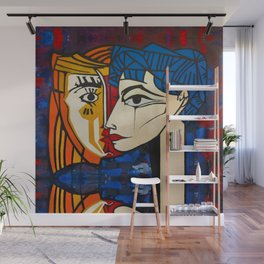 Jacqueline Wall Mural