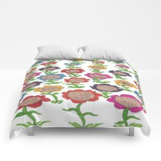 Endless Garden Comforters